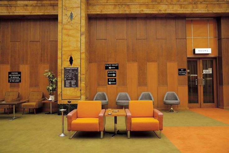 The Interiors of Wes Anderson - NOWNESS