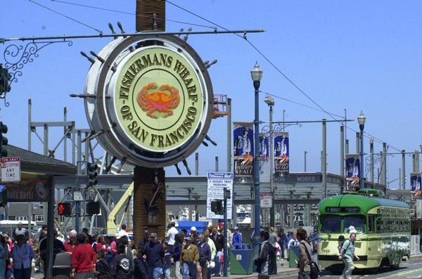Been three times and still never wanted to leave :): San Francisco California, Fishermans Wharf, Favorite Places, San Francisco Bays, Sea Lion, Sanfrancisco, Clams Chowders, Crabs, Cool Places