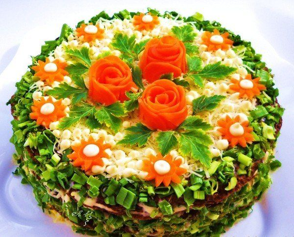 Cake of chicken livers / Global Fashion