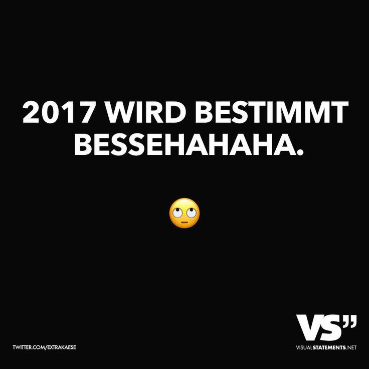 2017 wird bestimmt Bessehahaha.