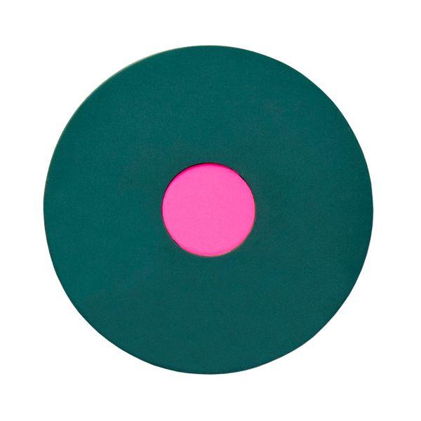Colour Notes tarralaput, tummanvihre�-pinkki