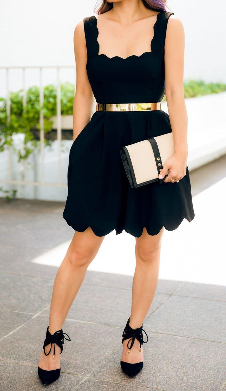 73 best black dress images on