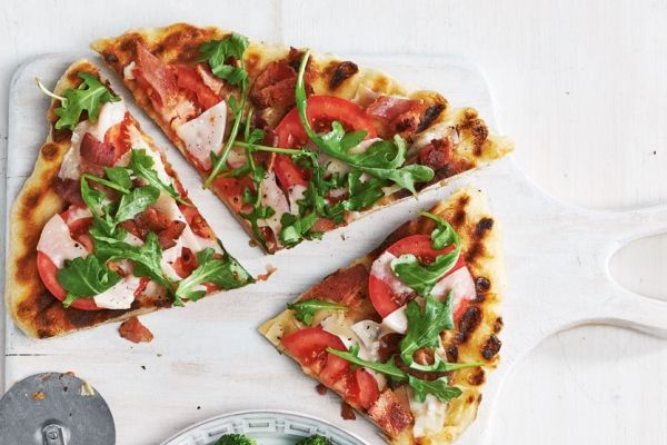 BLT Pizzas