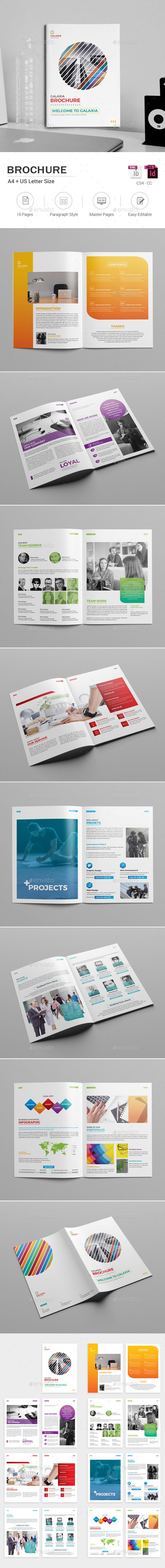 Colorful Brochure - Corporate #Brochures Download here:  https://graphicriver.net/item/colorful-brochure/20018439?ref=alena994