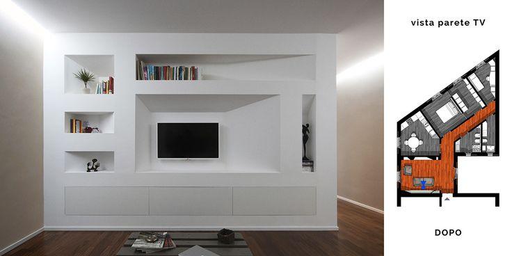 Oltre 25 fantastiche idee su illuminazione di corridoio su - Sognare scale mobili ...