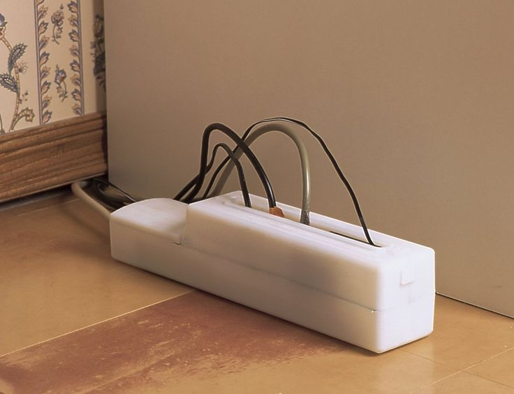 power strip safety cover for babyproofing