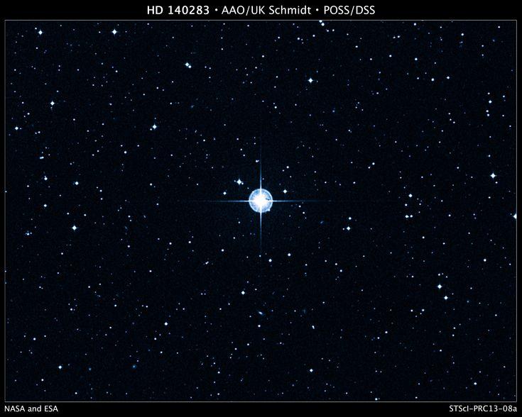 Methusaleh Star. 7.223 Luminosity.