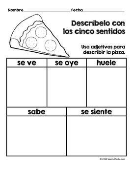 Los adjetivos (Adjectives in Spanish)