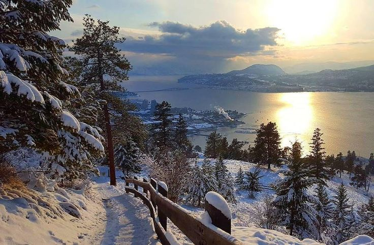 Kelowna is gorgeous this time of year! And we're hiring..... Come join the team and experience a Canadian winter in BC! . Various Positions available to start immediately. APPLY HERE: https://samesun.com/jobs/