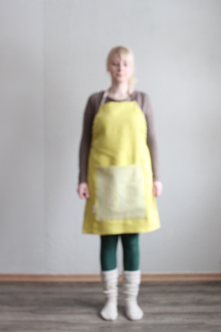 A sunny day with Lempi design Apron