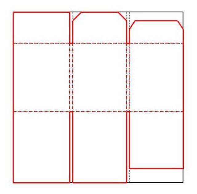 Tuto Mini Album scrap structure 1 page 30x30 - Blog de Ola Scrap