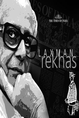 eBook by the late cartoonist RK Laxman. Laxman Rekhas is available on Rockstand Mobile App