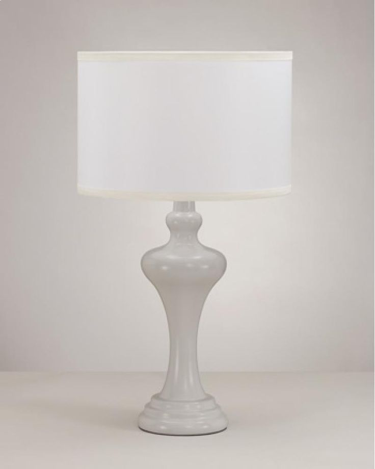 L838304 by Ashley Furniture in Winnipeg, MB - Poly Table Lamp (1/CN)