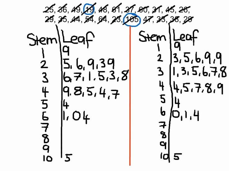 17 best images about math stem and leaf plot on for Stem and leaf plot template