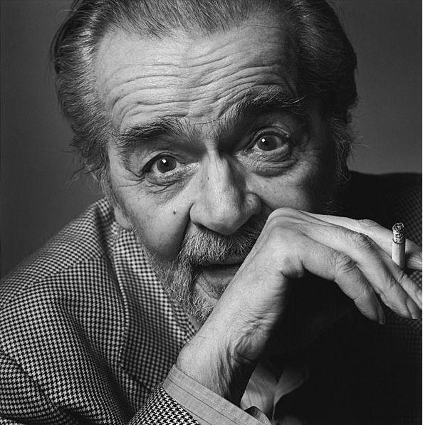 Serge Reggiani - 1997 © Copyright Jeanloup Sieff