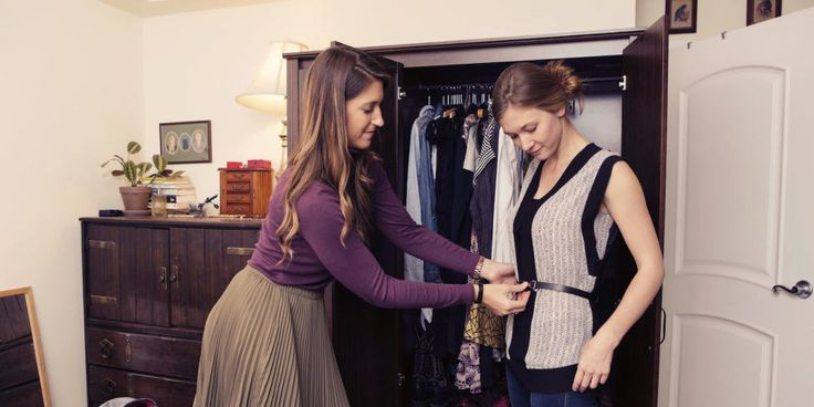 Very Cool. Not everyone know how to dress. This is a great idea for anyone. Hire a Pro to help you shop for clothes for work and play..What happens when you hire a stylest...Great Idea for the New Year!! Hint: a lot.