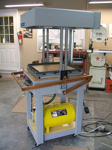 cheap vacuum forming machine