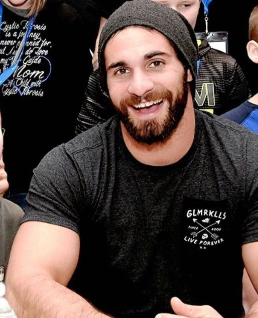 ((FC: SETH ROLLINS)) HELLOOOO! My name is Seth and I am an elemental! I can control hot air. I am twenty two and I have a little sister named Gael. Anyone hurts her, I hurt you. I am fluent in Russian and English and I can fight really well. I am also single! Come say hi!!