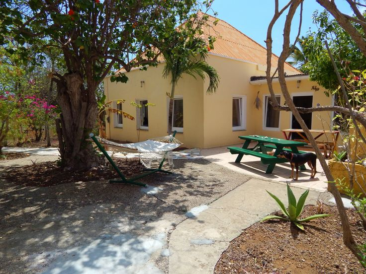 Unser Appartment auf Curacao