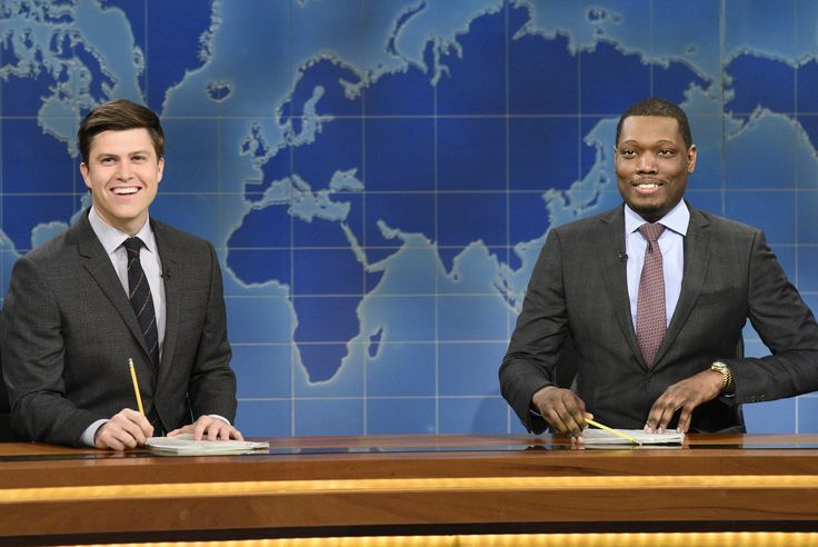 Saturday Night Live: Weekend Update to Air as a Separate Series This Summer  Saturday Night Live: Weekend Update is getting its own four-episode spinoff show.  NBC announced today it has greenlit a half-hour primetime version of Weekend Update that will air during SNL's four-week summer hiatus starting on August 10 at 9 p.m. ET/6 p.m. PT. The show will feature current Weekend Update anchorsColin Jost and Michael Che with SNL cast members making cameo appearances as well.  SNL has seen…