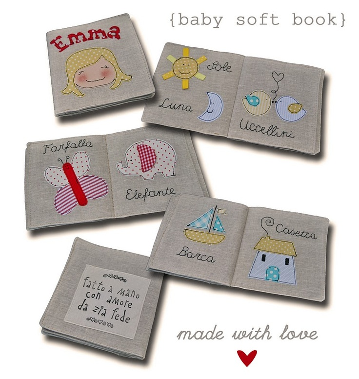 Soft bookCrafts Ideas, Soft Baby, Quietbook, Quiet Books, Baby Quiet, Soft Book, Baby Soft, Baby Books, Country