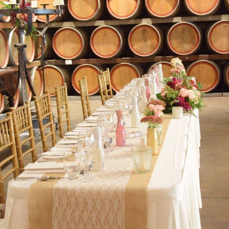 Top Table Ideas #vintage #rustic #burlap #beautiful #neat #weddingideas