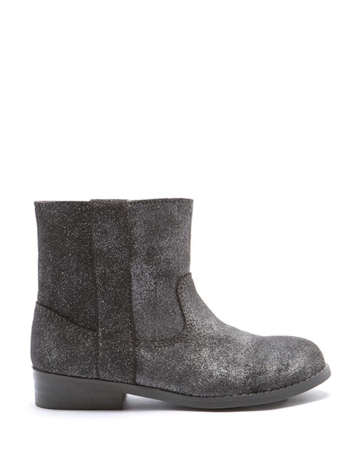 Side Tab Ankle Boot