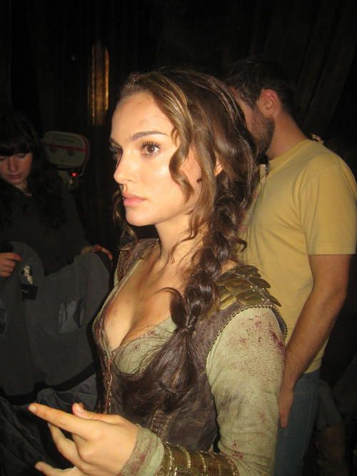 natalie portman your highness hair - Google Search