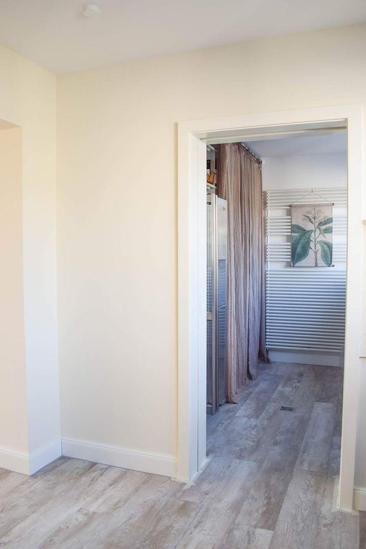 Streichen mit Kreidefarbe von Painting the Past. Wandfarbe, Möbelfarbe, Ideen für Wände, Möbel und Türrahmen. Test, Erfahrungsbericht, Tipps, Rat…