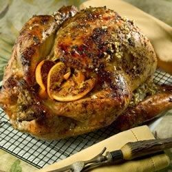 Thanksgiving turkey has been given a Cuban twist!  We celebrate this American holiday by preparing a turkey marinated with the flavors of Cuba.  The recipe is foolproof and the turkey is the best you'll ever taste!
