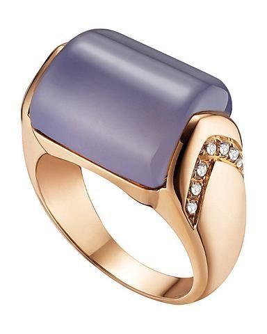 diamond rings bvlgari bulgari inspired mvsa 14ct pinkrose gold and diamond ring