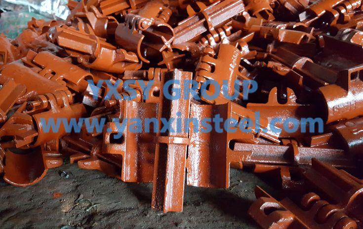 #ScaffoldSoupler Different specifications different weight http://www.yanxinsteel.com/scaffolding-coupler/833.html