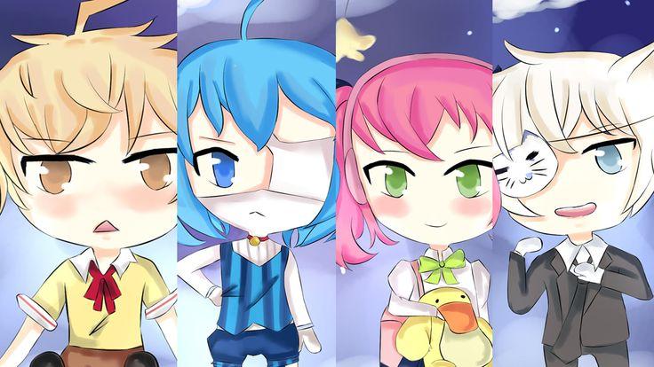 The Anime Man & Misty Chronexia & Nyansai & Einshine Speedpaint