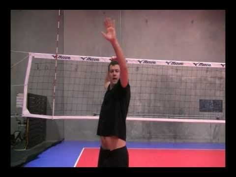 Volleyball Spiking & Hitting Technique including Form......Great video!