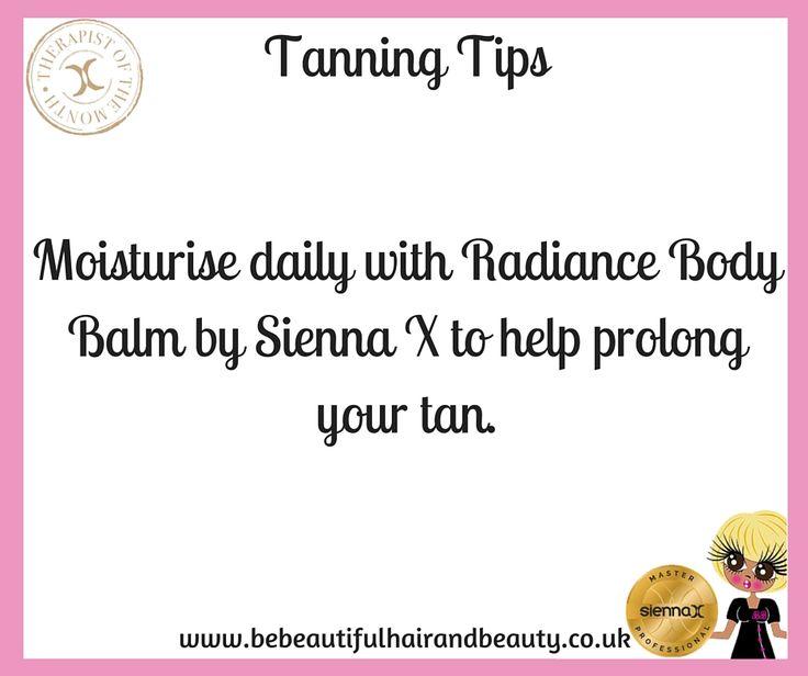 Summer Tanning Tip #12