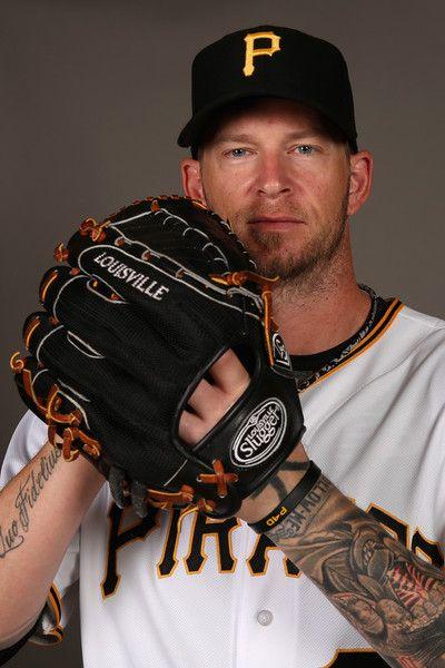 A.J. Burnett Photos - Pittsburgh Pirates Photo Day - Zimbio