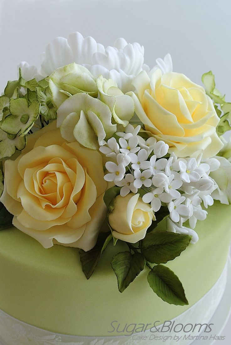 227 best flowers for cakes images on pinterest fondant flowers projects from fantastic filler flowers izmirmasajfo