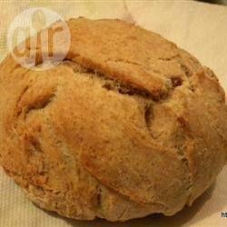 Volkoren haverbrood uit de broodbakmachine @ allrecipes.nl