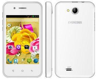 Evercoss A5P Smartphone Android Murah Rp 400 Ribuan