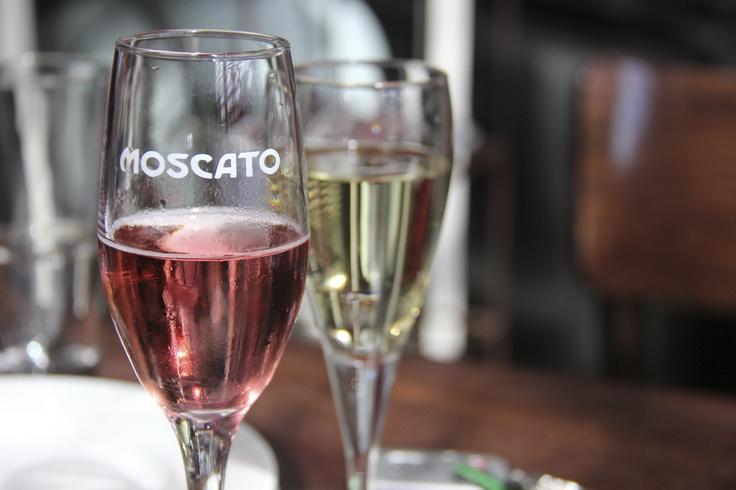 Wine Glasses.  Innocent Bystander Healesville Victoria Australia