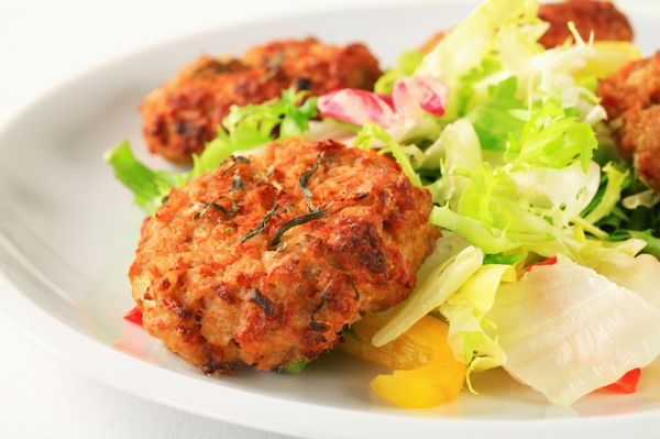 Vegetarian Recipe: Sweet Potato & Carrot Veggie Burgers