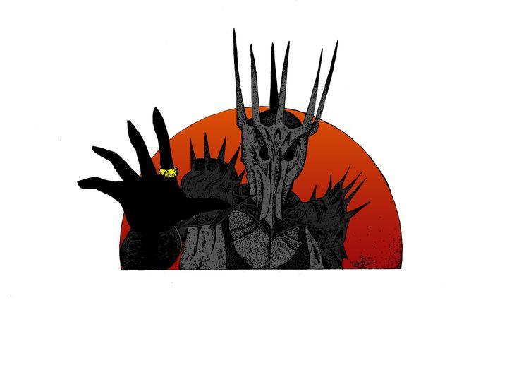 The Dark Lord Sauron