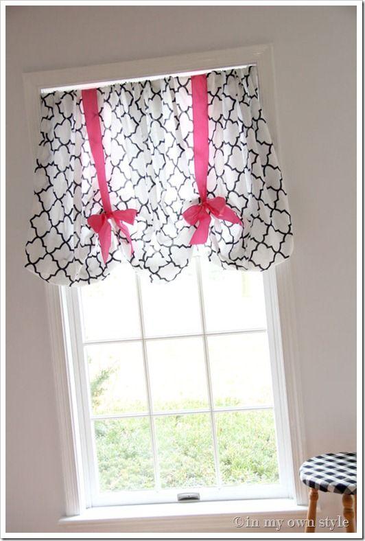 No sew decorating ideas