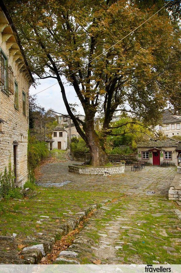 Dilofo,a wonderful greek village
