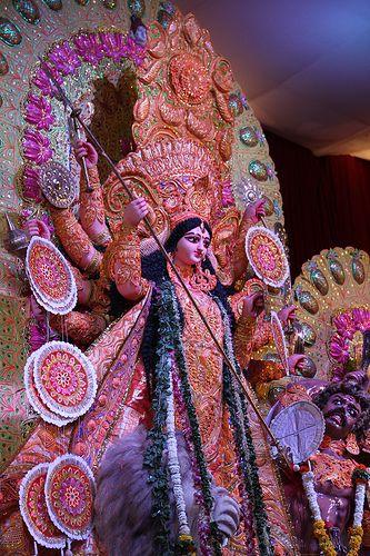 Bengal Club Durga Puja Shivaji Park 2012