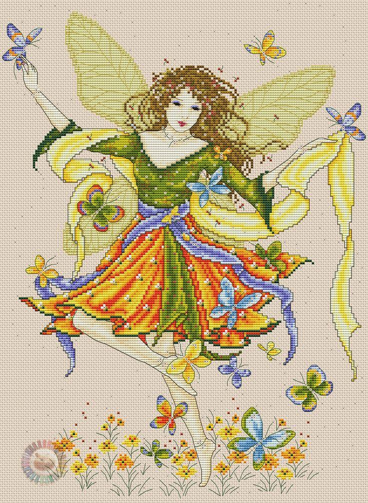 фея бабочек 6