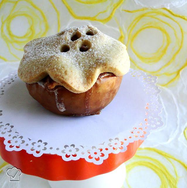 Testado, Provado e Aprovado!: TORTA DE MAÇÃ (na maçã)