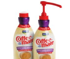 Blog with 10 great ideas coffee creamer bottle pump