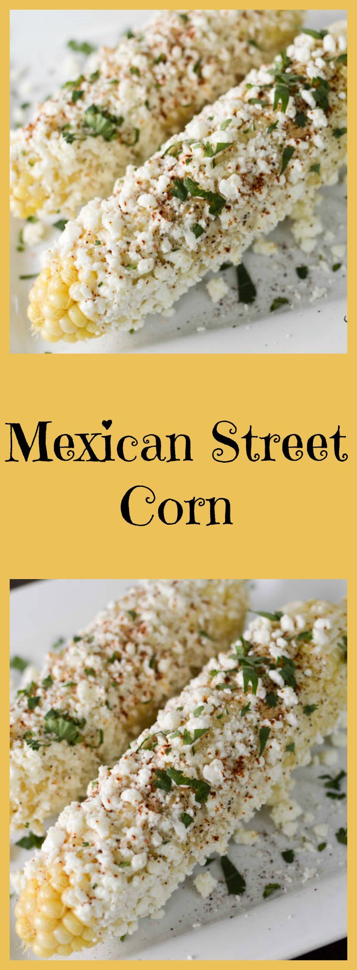 Tasty Mexican Street Corn Recipe
