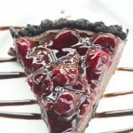 Sweet Black Cherry Pie Filling with only 5 Ingredients